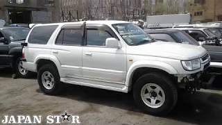 Автомобили с аукционов Японии от Джапан Стар