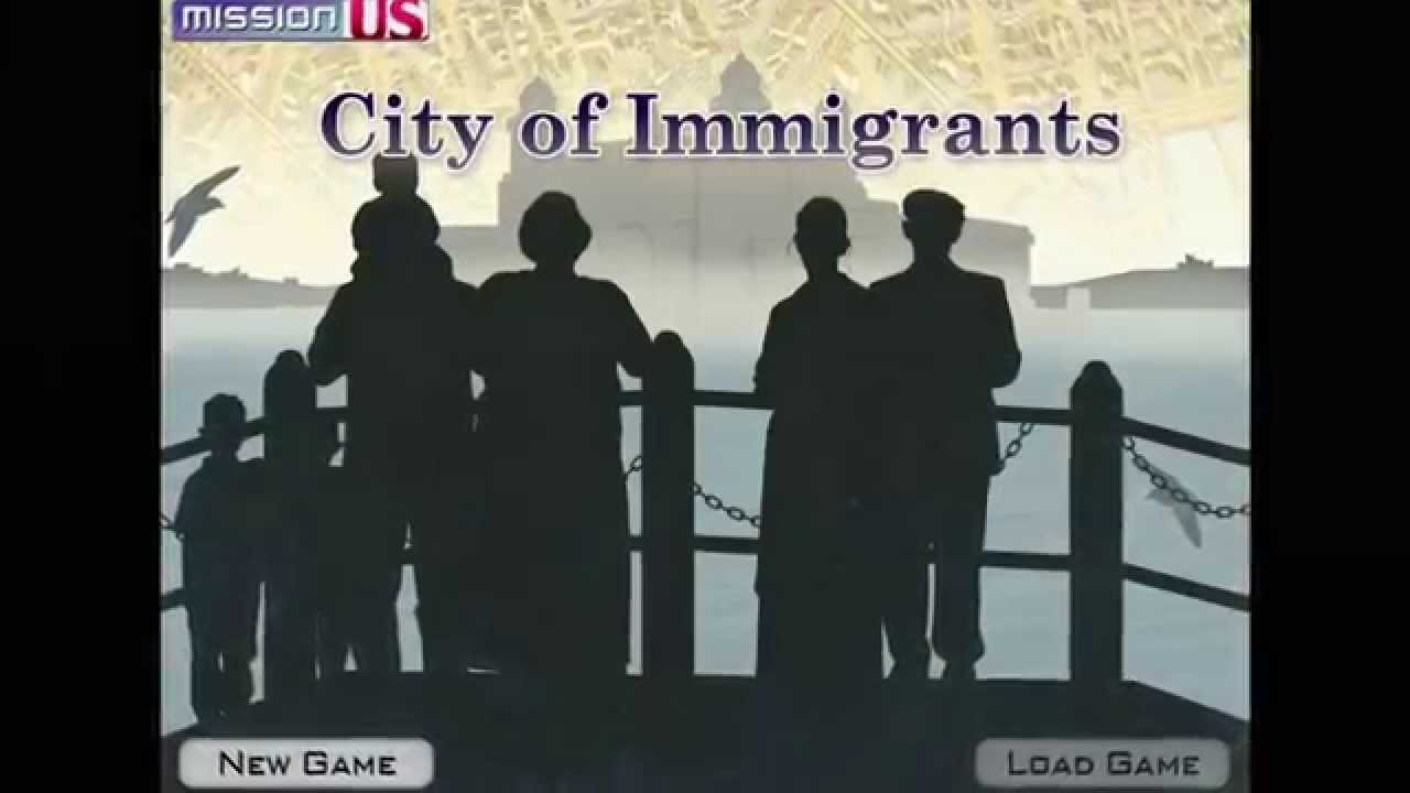 Image result for mission us city of immigrants