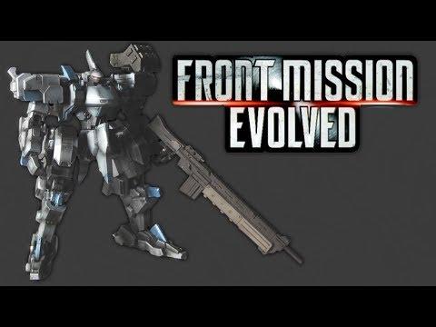 Front Mission Evolved Deutsch/German Part 01