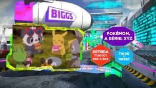 Biggs - Pokémon, A Série: XYZ (Estreia dia 17 outubro)