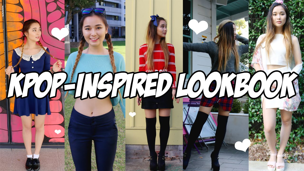 Kpop Inspired Lookbook Mamamoo You 39 Re The Best Youtube