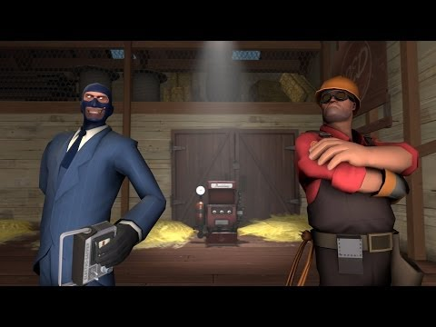 [SFM] The Dispenser Dispute (Saxxy 2013)
