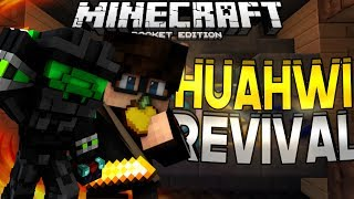 HUAHWI REVIVAL PACK PvP  - MINECRAFT POCKET EDITION 1.x.x