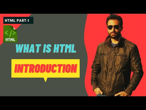 WHAT IS HTML-HTML IN HINDI-PART-1