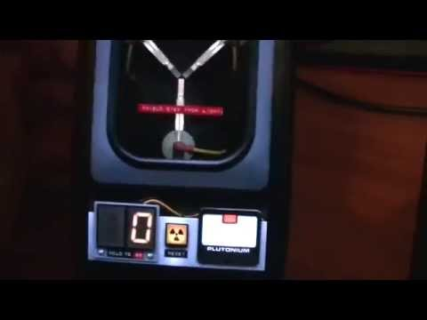 Back To The Future Flux Capacitor Android App