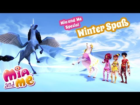 Winter in Centopia - Mia and me Spezial