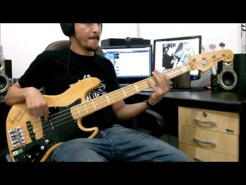 Bass Line John Mayer- Belief (BAIXO COVER  Naldão )