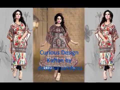 image of kaftan dresses youtube video 3