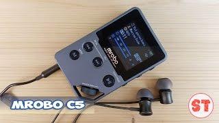 Mrobo C5 - опыт использования аудиоплеера
