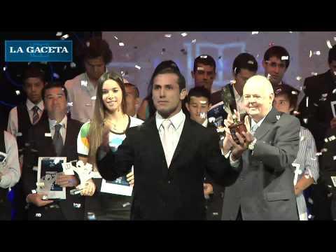 Emmanuel Lucenti se consagró como el mejor deportista