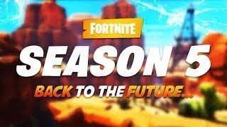 Fortnite Battle Royale - Every Season 5 Leak So Far | Animals, Theme & Battle Pass
