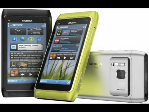 Top ten smart phones 2010-11