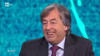 Roberto Burioni e gli aggiornamenti sul Coronavirus -  Che tempo che farà 16/02/2020