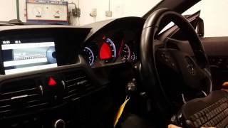 mercedes 350 cdi remap and dyno run