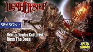 Death Dealer – Conquered Lands – Interview with Guitarist Ross The Boss
