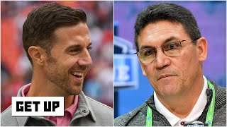 Ron Rivera envisions Alex Smith battling in Washington's QB competition | Get Up