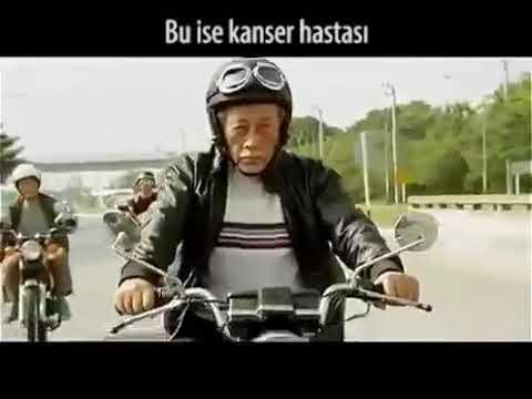 Motosiklet Sizi Hayata Bağlar