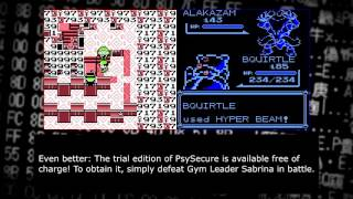 Creating an *ANTI*-virus for Pokemon Red and Blue.