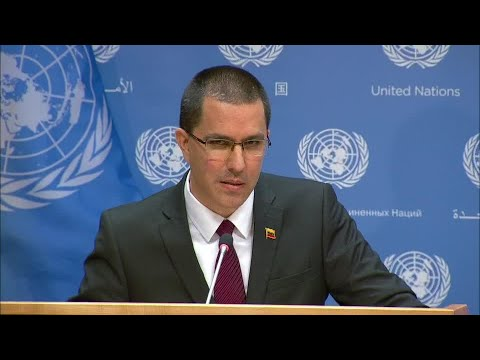 Humanitarian Aid to Venezuela - Press Conference (22 February 2019)