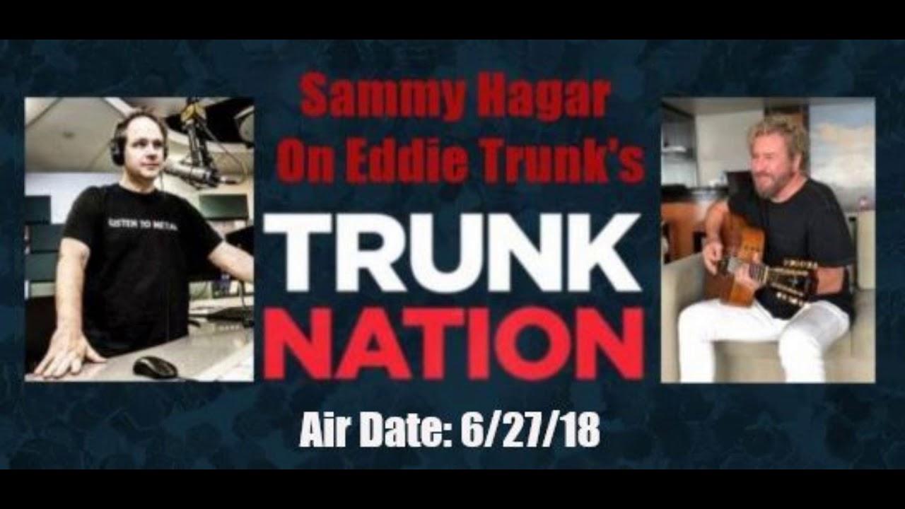 Audio Sammy Hagar Reaches Out To Alex Van Halen Invites David Lee Roth To Upcoming Festival