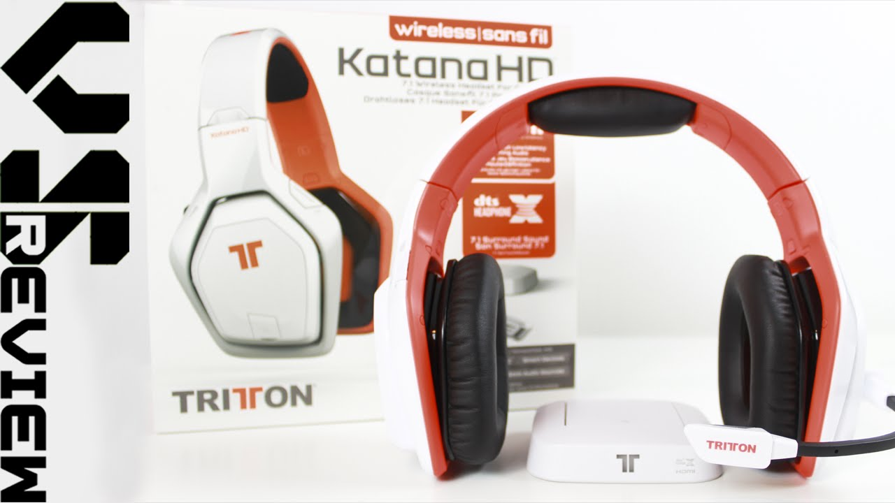 79590f0eb5b Mad Catz Tritton ARK 300 Review - Wireless Gaming Headset 7.1Surround by  Catalogue Product