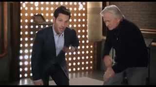 映画『アントマン』ポール・ラッド&マイケル・ダグラスが踊りまくる!映像