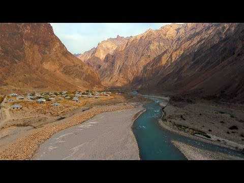 Protecting Tajikistan from Avalanches, Floods, and Droughts