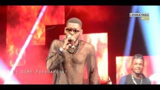 DJ ARAFAT CLASH SERGE BEYNAUD AU CONCERT DU 1ER  ANNIVERSAIRE DE TRACE FM