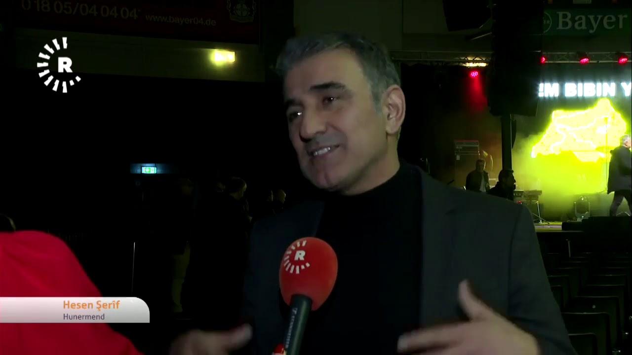 Hesen Sherif Rudaw Tv Almaniya