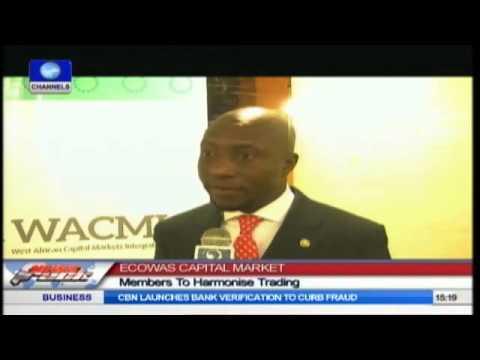 ECOWAS Capital Market: Member countries move to harmonise trading