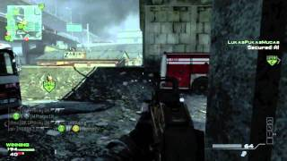 Modern Warfare 3 Multiplayer Gameplay LIVE Online Game - Dreams and Kitchen Blood (360/PS3)