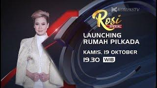 Download Video ROSI Spesial Peluncuran Rumah Pilkada MP3 3GP MP4