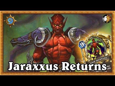 Hearthstone: Lord Jaraxxus Returns - Control Warlock