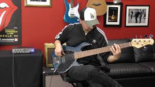 Sterling Stingray RAY5 SUBSeries Test/Review
