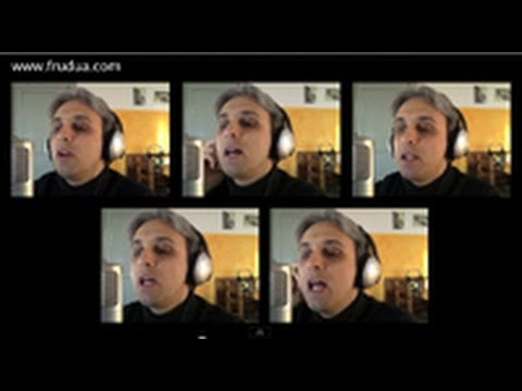 How To Sing A Cover Of I'm Only Sleeping Beatles Vocal Harmony