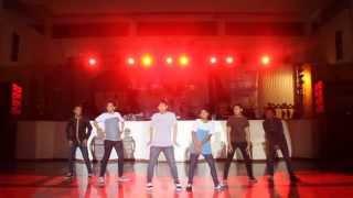 Shuffle Dance Surabaya @ITS Expo