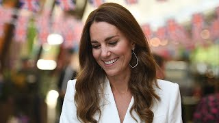 video: Watch: How the Duchess of Cambridge found her voice as she launches Early Childhood Centre
