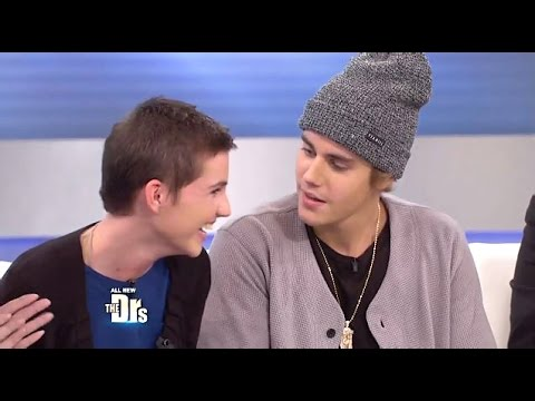 Thumbnail: Justin Bieber Surprise Visit For A Young Burn Victim On (The Drs Show)