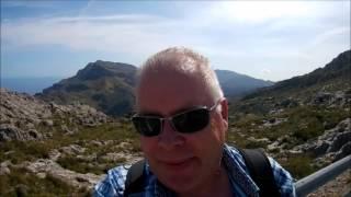 Tramuntana Mountans Mallorca May 2016