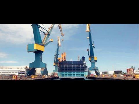 TNG Shipyard: A worldwide class Shipyard in the Gulf of Mexico
