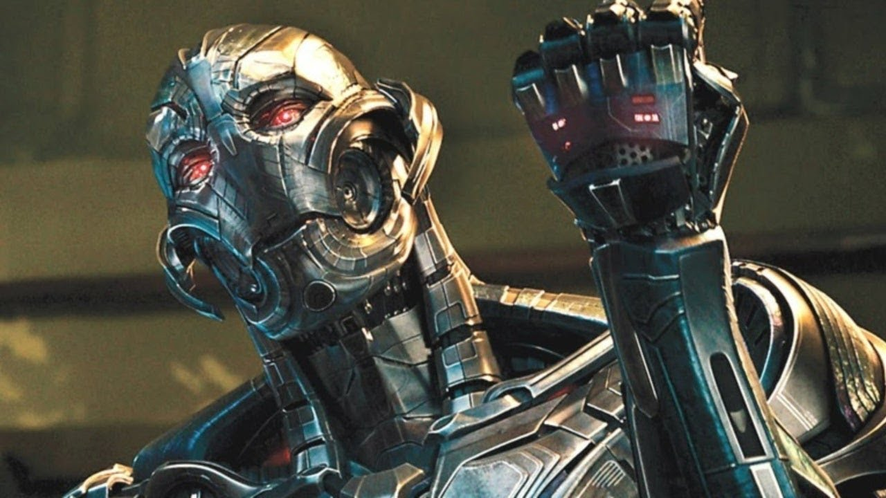 Avengers 2 Age Of Ultron Villains - Are The Avengers - YouTube