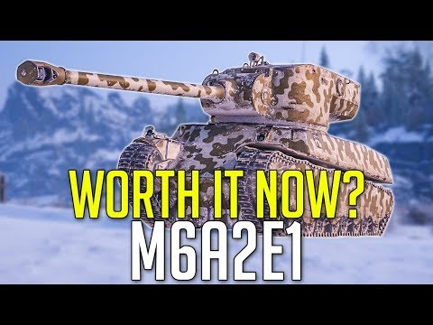 Is it Worth it Now? • Buffed M6 Mutant ► World of Tanks M6A2E1 Gameplay thumbnail