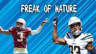 NFL Film Breakdown | Derwin James is a Freak of Nature