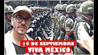 Así se vivió el día de la independencia en México