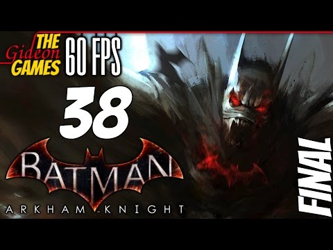 Batman Arkham Knight Full Game Movie (1080p)