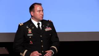 West Point Leadership Game/Nuclear Proliferation Room Inspections | Shawn Fitzgerald | TEDxWestPoint