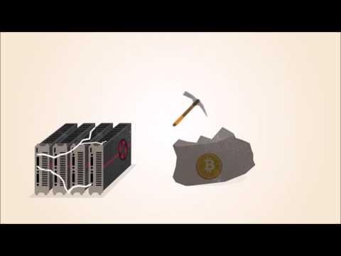 Τι είναι Bitcoin mining; (σε 2 λεπτά)