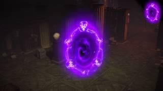 Path of Exile: Classic Purple Portal