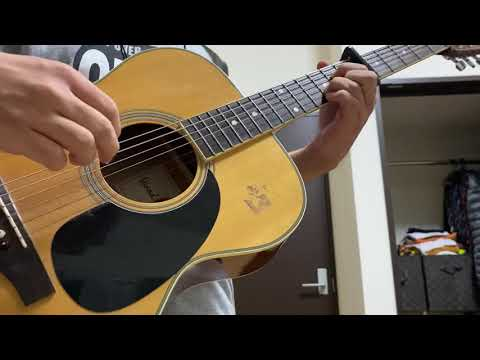 T cophony Closest moon acoustic ver cover by regular tuning
