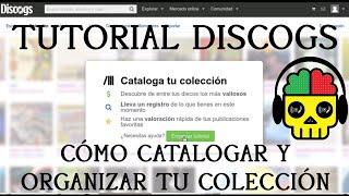 TUTORIAL: CÓMO SUBIR TU COLECCIÓN A DISCOGS PASO A PASO Crear y configurar cuenta nueva ENGLISH SUBS